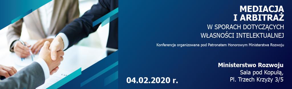 zaporszenie konferencja 4 lutego 2020